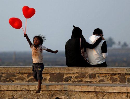 Imágenes en San Valentín